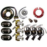 Kit Allumage Stator Rotor Bobine CDI Suzuki GT380 GT550