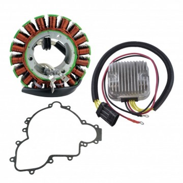 Stator-Regulator Rectifier-Stator Cover Gasket-Polaris-RZR900-RZR1000