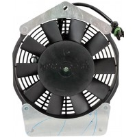 Radiator Cooling Fan Polaris Trail Blazer 400 Worker 500 Big Boss 500 Scrambler 400 Scrambler 500