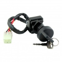 Ignition Key Switch Suzuki 750 KingQuad-500 KingQuad 400 KingQuad 450 Kingquad 400 Eiger