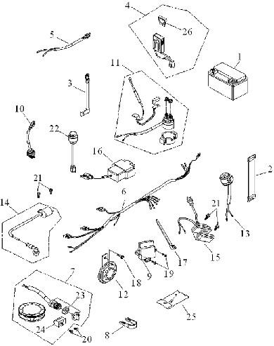 Baja Cdi Wiring Diagram