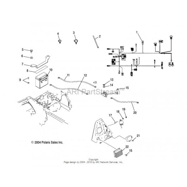 polaris atp 330 wiring diagram