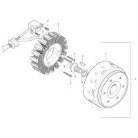 Alternateur Stator Hyosung GT650 GT650R GT650RC GV650 EFI Modèles