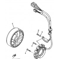 Stator Yamaha TT600 55U-85560-50-00