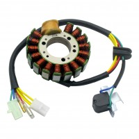 Stator Suzuki LTF160 Quadrunner LT160E Quadrunner OEM 32101-02C00
