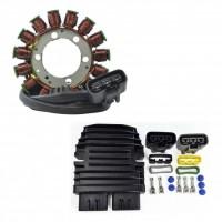 Kit Stator Regulator Rectifier Mosfet Yamaha YZF R1 2009-2012