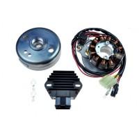 Stator Rotor Regulator KTM 125 200 250 EXC MXC XC XCW 280 380 SX
