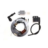 Kit Allumage Eclairage Stator Boitier CDI Régulateur Yamaha TT500 XT500