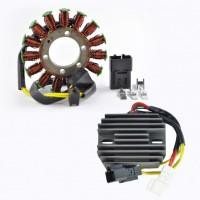 Kit Stator Régulateur Rectifieur Honda CBR600RR 2007-2012