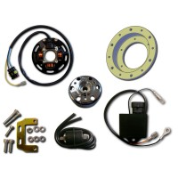 Allumage Stator Rotor CDI Bobine Honda CB175 SuperSport CL175 Scrambler SL175 Motosport CB200T