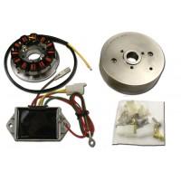 Ignition Kit Stator Rotor Regulator Rectifier Ducati Supersport 350SS 1991-1993 Indiana 350 1986 Supersport 400SS 1991-1997