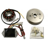 Kit Allumage Stator Rotor Régulateur Rectifieur Ducati Supersport 350SS 1991-1993 Indiana 350 1986 Supersport 400SS 1991-1997