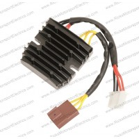 Regulator Rectifier Hot Shot Aprilia RSV1000 Tuono 2006-2009