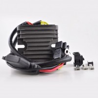 Regulator Rectifier Mosfet Honda VF750 Magna V45 VTR250 Interceptor CBR600 Hurricane VFR700 VFR750 VFR800 Interceptor