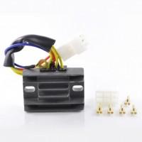 Regulator Rectifier-Aprilia-Classic 125-MX125-RS125-RX125-SX125-Leonardo 125 150-Scarabeo 125 150 200-RS250-Pegaso 600-650