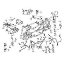 Régulateur de Charge - Kymco 450 Maxxer