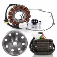 Kit Stator Rotor Kokusan Gasket Regulator Rectifier Aprilia RSV4 1000 Tuono 1000 V4 Tuono 1100 V4 OEM 897479 2D000049