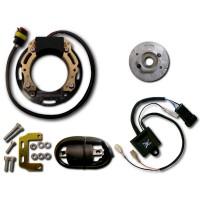 Ignition Stator Rotor CDI Unit Ignition Coil Husqvarna 390