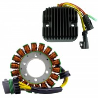 Kit Stator Mosfet Regulator Polaris Sportsman 800 Sportsman 700 RZR 800S RZR800 Ranger 700 OEM 4011982 4014034 4011399