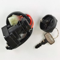 Ignition Key Switch Suzuki LTZ250 LTA LTF500 Quadrunner LTF250 Ozark