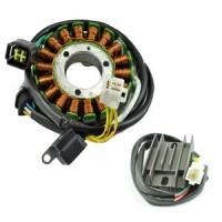 Stator-Regulator Rectifier-Suzuki-DRZ250-DRZ400-Kawasaki-KLX400