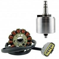 Kit Flywheel Rotor Stator Yamaha FZS1 FZ8 FZ1 YZF R1 OEM 5VY-81450-00-00 2D1-81410-00-00 2D1-81410-01-00 2D1-81410-10-00