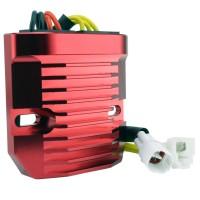 Aluminum Mosfet Regulator Suzuki LTA 700 KingQuad OEM 32800-02H00