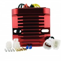 Aluminum Mosfet Regulator Suzuki GSXS750 GSX650F GSF1250 Bandit OEM 32800-21H00 32800-47H10 32800-15H10 32800-15H00