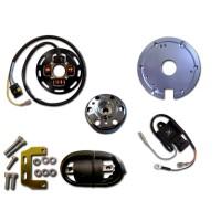 Stator Rotor CDI Ignition Coil Kawasaki KX125 KDX175 KDX200 KX250 KXT250 Tecate