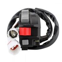 Handlebar Switch Yamaha 250 Bear Tracker 350 Wolverine 350 Warrior OEM 4KB-83973-21-00 4KB-83973-20-00 4KB-83973-00-00