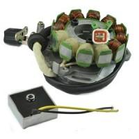 Alternateur Stator Régulateur Yamaha 350 Banshee