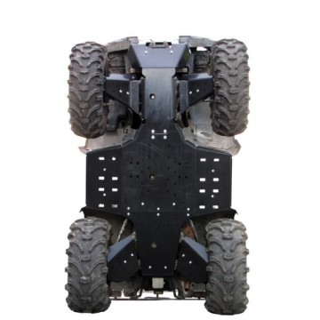 Protection - Yamaha - 550-700 Grizzly