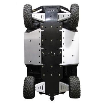 Protection Alu Plastique - Polaris - 900 Diesel Ranger - 800 Ranger EPS