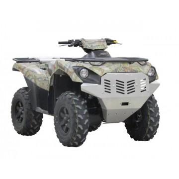 Protection Avant Alu - KVF750 BruteForce