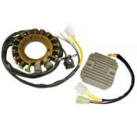 Stator-Regulator Rectifier-Honda XR400-XR650R