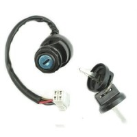 Ignition Key Switch-Yamaha-400 Grizzly-450 Grizzly-450 Wolverine-400 Kodiak-450 Kodiak