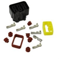 Connectors Kit Regulator Rectifier Suzuki ATV Motocycle