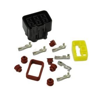 Connectors Kit Regulator Rectifier Suzuki ATV Motocycle