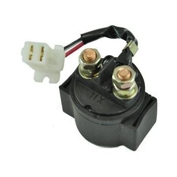 Relais Démarreur-Suzuki-DR200-DR250-GR650-GS1100-GS700-GS750-GV1200 Madura-GV1400 Cavalcade-Intruder VS700 VS800-VX800