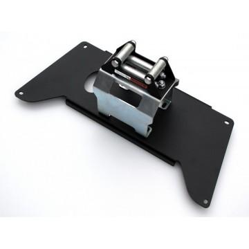 Kit de Fixation-Treuil-Warn-Polaris ATP330/500 - Diesel 500 - Magnum - Sportsman - Xplorer - XPedition