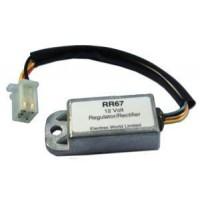 Regulator Rectifier-XL100R-MTX125-XL125-XL125R-XL185-MTX200-XL200R-XL250R-XL250S-XL350R-XL500S-XR500R-XL600R-XR600R