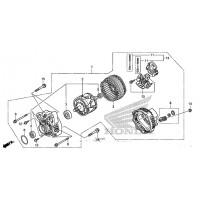 Stator Honda GL1800 Goldwing 31102-MCA-A61