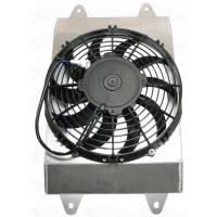 Radiator Cooling Fan Yamaha Rhino 700