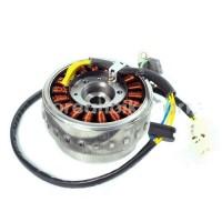 Alternateur - Stator - Rotor - Hyosung - GT250-GT250R-GV250
