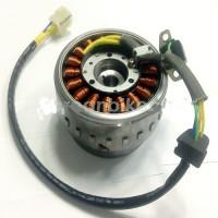 Alternator-Stator-Rotor-Hyosung-GV250