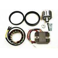 Stator-Alternator-Regulator Rectifier-Bosch-Moto Guzzi