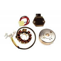 Hi-Power Stator Kit KTM-400-450-520-525-560
