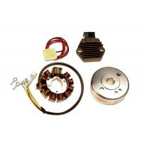 Kit Stator - Rotor - Régulateur - KTM-400-450-520-525-560