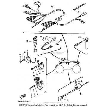 stator rmstator yamaha 660 raptor wire harness yamaha 200 blaster 2xj 82590 00 00 electrostator yamaha blaster 200 wiring diagram at edmiracle.co