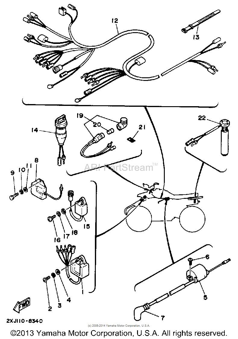 mercruiser wiring harness adapter  diagram  auto wiring